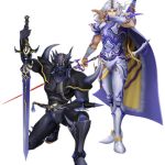 Cecil, Dark Knight and Paladin